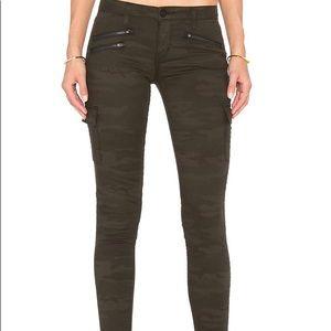 Dark Camo Jeans - Sanctuary